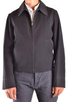 CNC Costume National Men's Black Wool Jacket.