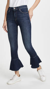 Mother The Cha Cha Fray Jeans