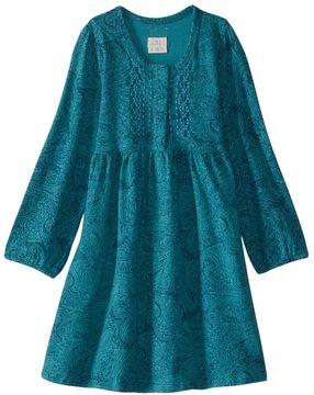 O'Neill Girls' Sofie Knit Long Sleeve Dress (Toddler, Little Kid) 8168240