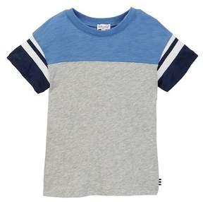 Splendid Short Sleeve Football Tee (Little Boys)