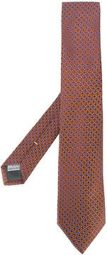 Canali printed tie