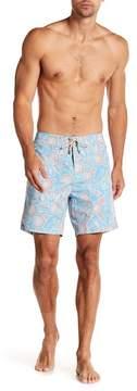 Faherty BRAND Paisley Classic Board Shorts