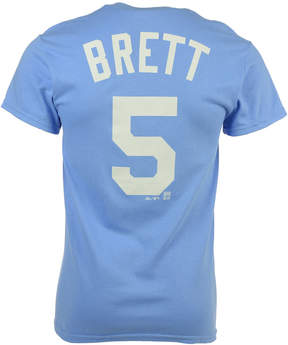 Majestic Men's George Brett Kansas City Royals Cooperstown Player T-Shirt