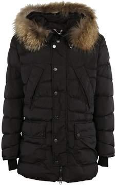 Rossignol Fur Trimmed Hood Padded Jacket