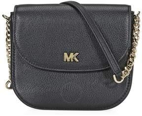 Michael Kors Mott Crossbody Bag- Black - ONE COLOR - STYLE