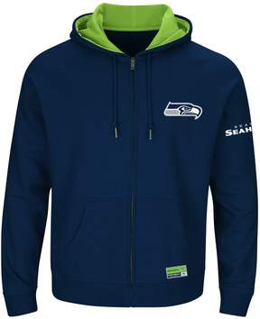 Majestic Big & Tall Seattle Seahawks Anchor Point Hoodie