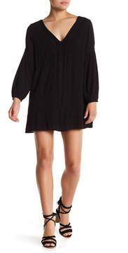 Amuse Society Berkley Bishop Sleeve Dress