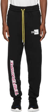 Off-White Black Temperature Lounge Pants