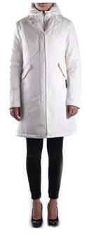 Brema Women's Beige Polyester Coat.