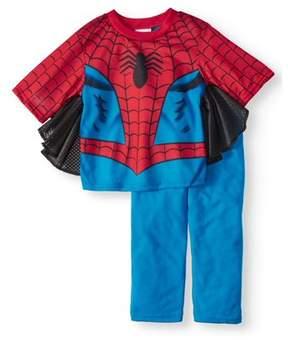 Spiderman Short Sleeve Costume Play Pajamas, 2-piece Set (Toddler Boys)