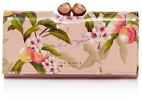 Ted Baker Georgia Peach Blossom Bobble Matinee Wallet