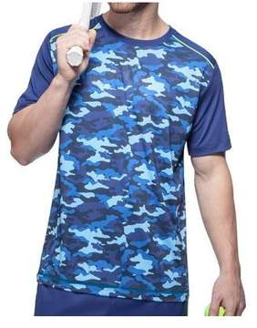 Fila Men's Printed Camo Crew T-Shirt