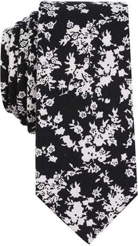 Bar III Men's Jasmine Floral Slim Tie, Created for Macy's
