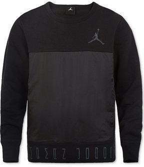 Jordan Flight Fleece AJ11 Sweater, Big Boys (8-20)