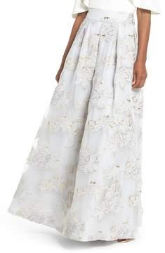 Eliza J Jacquard Ball Skirt