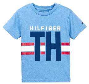 Tommy Hilfiger Team Short Sleeve Tee (Little Boys)