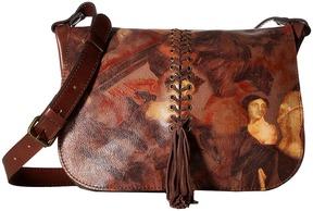 Patricia Nash - Positano Square Saddle Bag Handbags