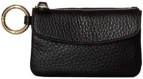 Vera Bradley Jen Zip ID Wallet - BLACK - STYLE