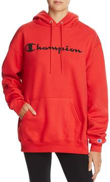 Champion Fleece Logo Hoodie - 100% Exclusive