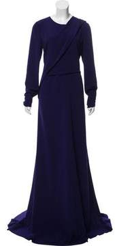 Bottega Veneta Pleated Evening Dress w/ Tags