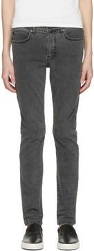 McQ Grey Strummer 01 Jeans
