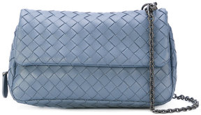 Bottega Veneta woven chain shoulder bag