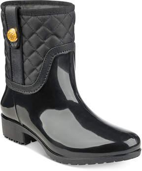 Tommy Hilfiger Freza Rain Boots Women's Shoes