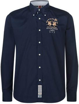 La Martina Crest Shirt