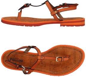 Studio Pollini Toe strap sandals