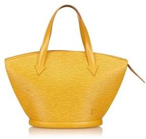 Louis Vuitton Pre-owned: Epi Saint-jacques. - YELLOW - STYLE