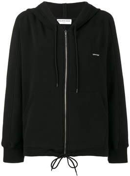 Balenciaga Cocoon hoodie cardigan