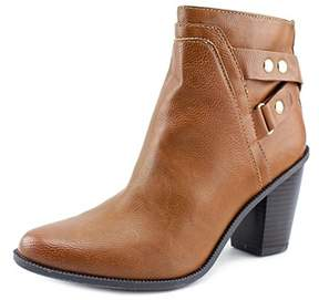 Bar III Womens Dove Almond Toe Ankle Fashion Boots.