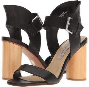 Kristin Cavallari Locator Leather Heeled Sandal Women's Shoes