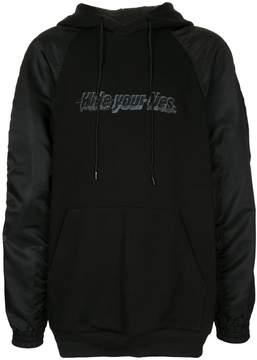 Juun.J Hide Your Lies hoodie