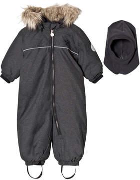 Hummel Black Play Snowsuit