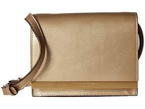 Donna Karan Mally Flap Crossbody Cross Body Handbags