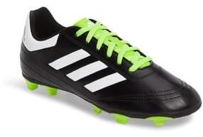 Boy's Adidas Goletto Vi Soccer Shoe
