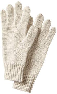 Banana Republic Sparkle Knit Gloves