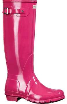 Hunter Tall Gloss Rain Boot (Women's)