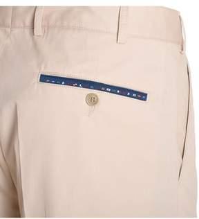 Paul & Shark Men's Beige Cotton Shorts.