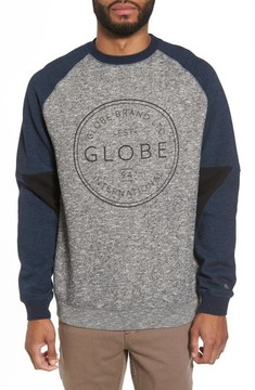 Globe Men's Winson Graphic Sweatshirt