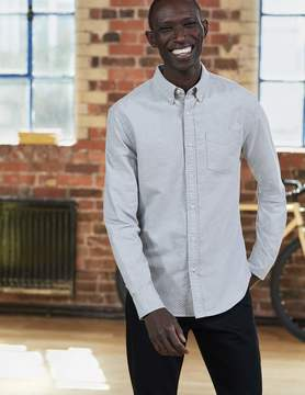 Boden Slim Fit Marl Shirt