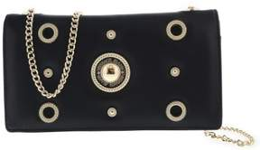 Versace EE3VRBPV3 Black Wallet