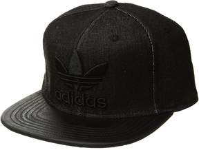 adidas Originals Trefoil Plus Snapback Caps