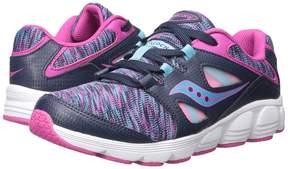 Saucony Kids Kotaro 4 Girls Shoes