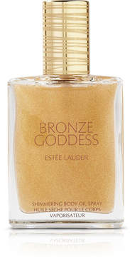 Estee Lauder Bronze Goddess Shimmering Body Oil Spray