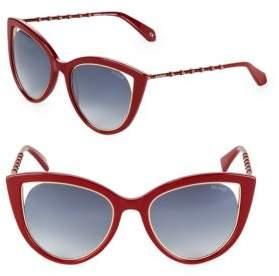 Balmain Gradient Cateye Sunglasses