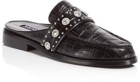Senso Ciara Studded Loafer Mules