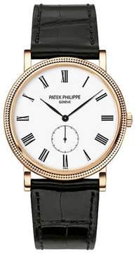 Patek Philippe Calatrava 5116R-001 36mm 18K Rose Gold Watch