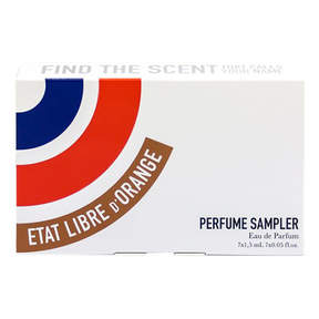 Etat Libre d'Orange Perfume Sampler by 0.7ml Fragrance)